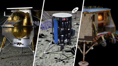 Photo of ناسا فرودگرهای سه شرکت را برای بردن انسان به ماه انتخاب کرد