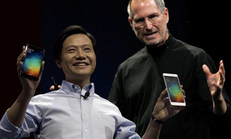 استفاده شخصی مدیر عامل شیائومی از گوشی اپل با واکنش بسیاری همراه شد