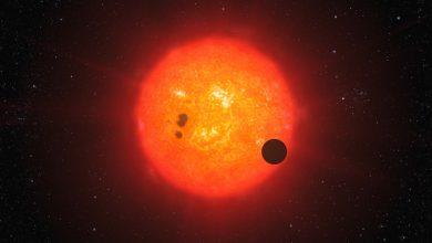 Photo of ستاره شناسان از وجود آهن در جو سیاره فراخورشیدی خبر داده اند