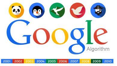 Photo of 10 الگوریتم مهم و تاثیرگذار موتور جستجوی گوگل