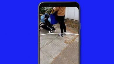 Photo of Sodar، ابزار واقعیت افزوده گوگل برای حفظ فاصله اجتماعی