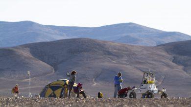 Photo of آزمایش مریخ نورد ناسا در بیابانهای خشک