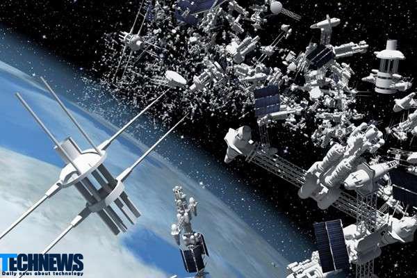 تلاش ایرباس برای طراحی فضاپیماها و جمع آوری زبالههای فضایی