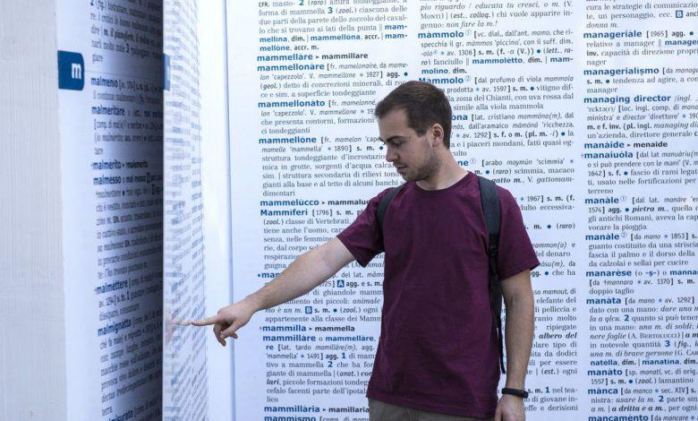 سیستم هوش مصنوعی ای که قادر است کلمات جدید بسازد