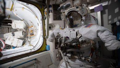 Photo of هفتمین پیاده روی فضایی بمنظور جایگزینی باتری های قدیمی نیکل هیدروژنی
