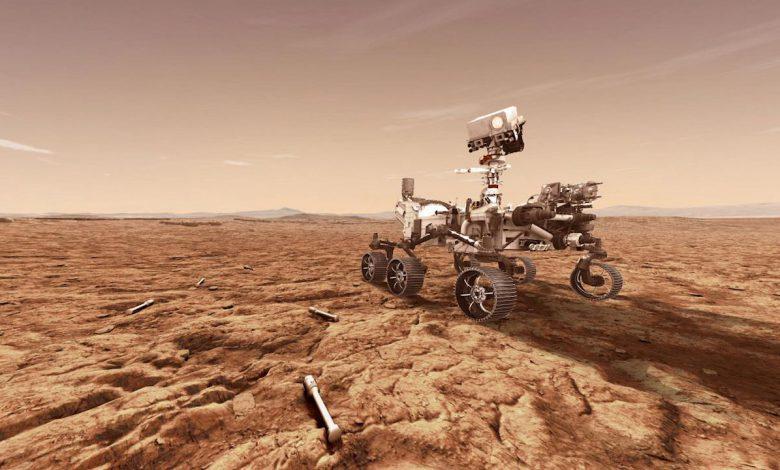 ناسا از مردم خواسته تا صخرههای مریخ را نامگذاری کنند