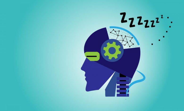 چرخه خواب در مغزهای مصنوعی نیز وجود دارد