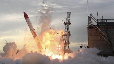 Photo of راکت ژاپنی پس از پرتاب به دریا سقوط کرد