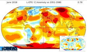 هشدار محققان نسبت به موج گرمای شدید در سیبری