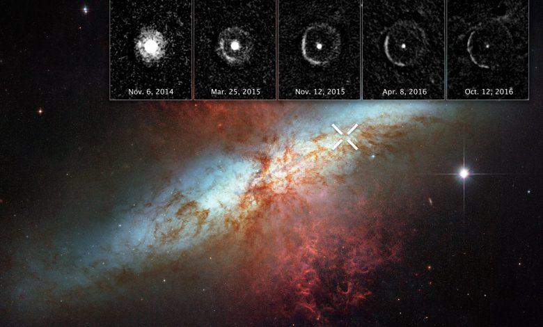 محققان توانستند انفجار ابرنواخترها را در محیط آزمایشگاه شبیه سازی کنند