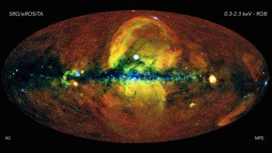 Photo of دانشمندان توانستند با کمک اشعه ایکس نقشه کیهان را تهیه کنند