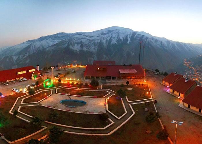 معرفی بهترین هتل های جهانگردی تهران | تکنا