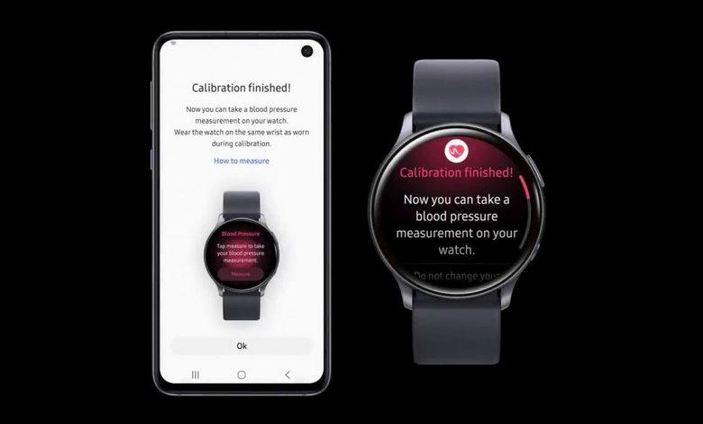 قابلیت اندازه گیری فشار خون به ساعتهای هوشمند سامسونگ اضافه شد