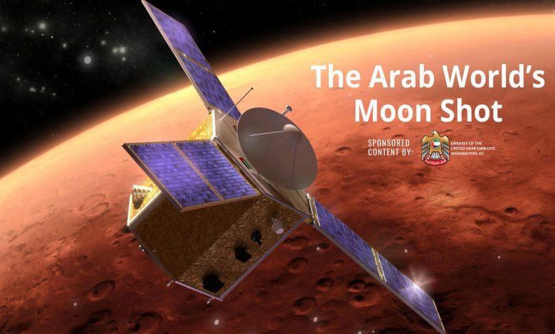 امارات متحده عربی اولین کشور عربی آغاز کننده سفر مریخ خواهد بود