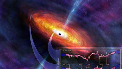 Photo of تعجب ستاره شناسان از کشف یک جرم عجیب کیهانی