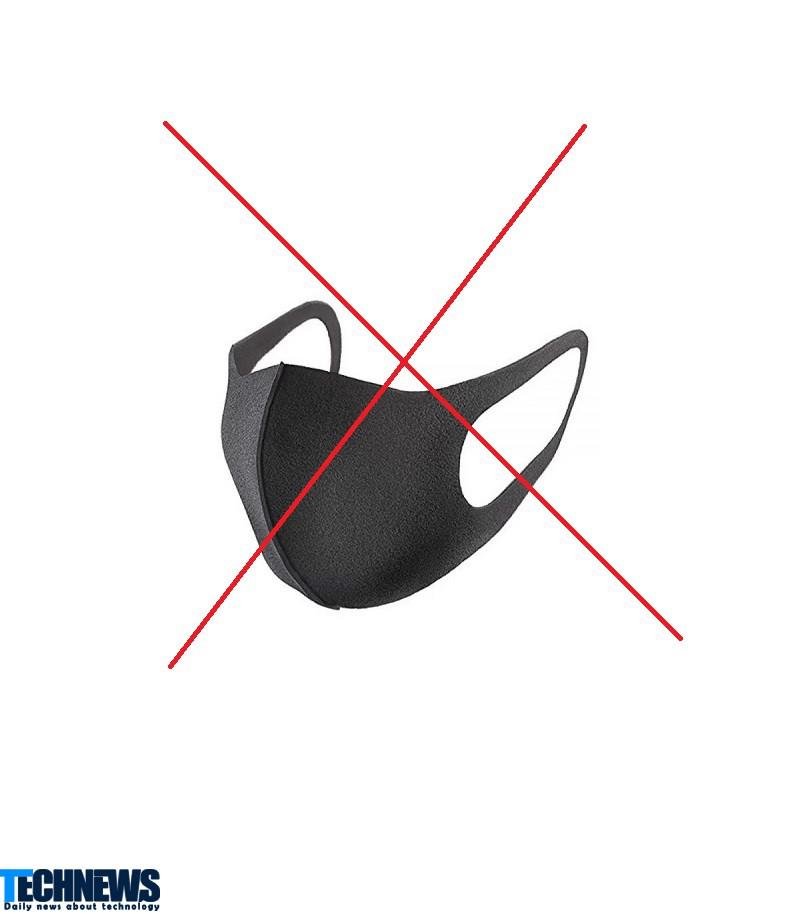 ماسک نانو صورت قابل شستشو به هیچ عنوان نخرید | تکنا