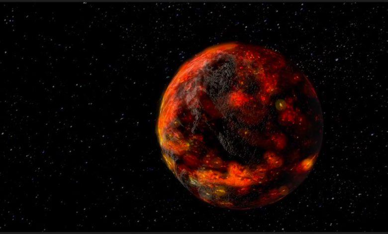 ماه جوان تر از آن چیزی است که تصور میشد