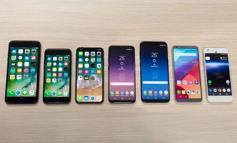ممنوعیت ورود و رجیستر گوشی های هوشمند بالای ۳۰۰ یورو به کشور