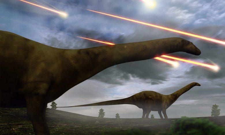 برخورد سیارکها با زمین عامل اصلی انقراض دایناسورها شناخته شد