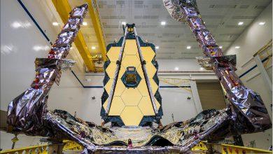 Photo of ناسا تاریخ پرتاب تلسکوپ فضایی جیمز وب را نهم آبان ۱۴۰۰ اعلام کرد