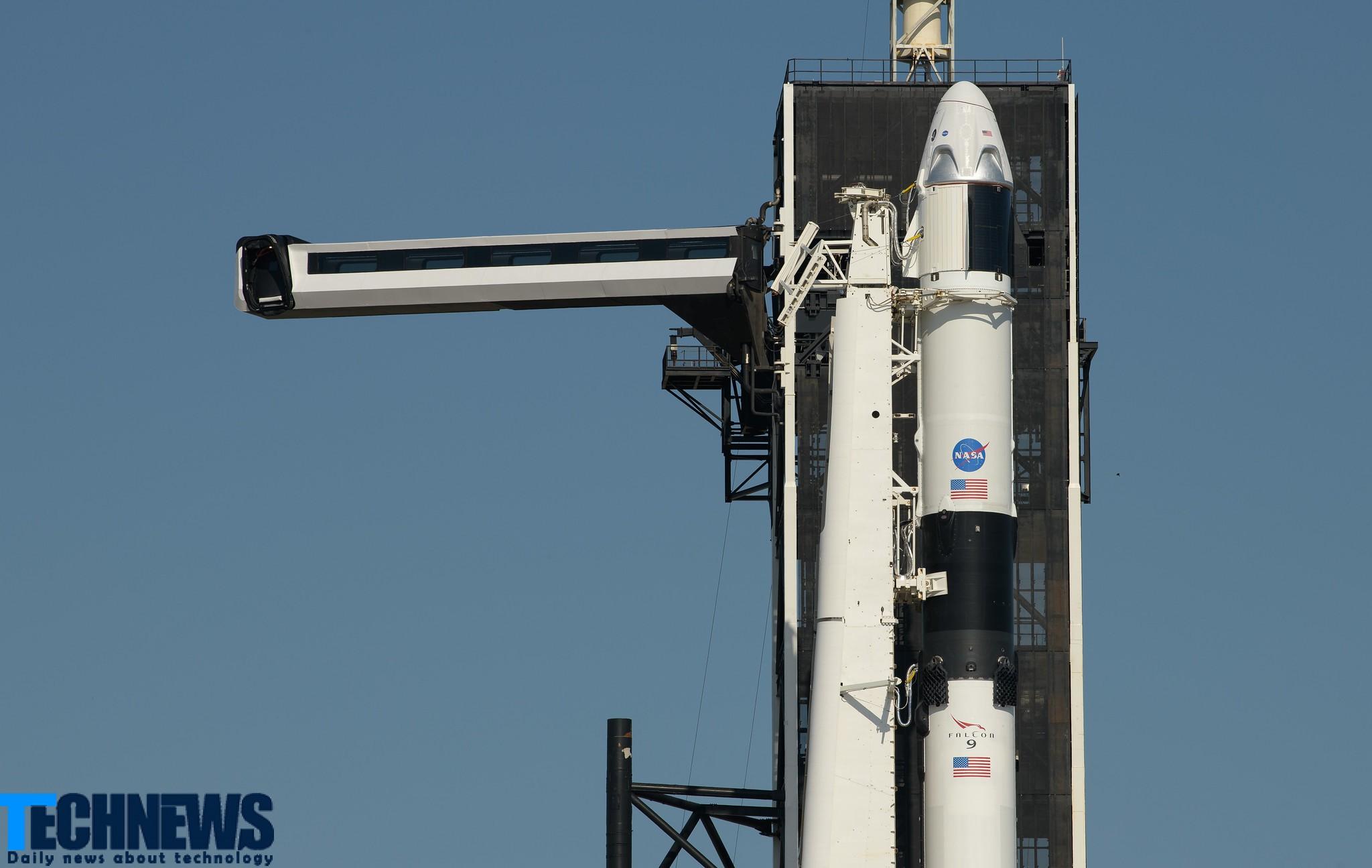 ناسا از رسانههای بینالمللی برای تماشای دومین پرتاب کپسول دراگون دعوت کرد