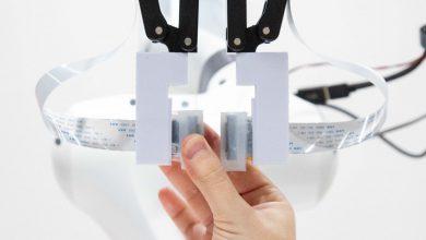 Photo of ساخت نوعی پوست مصنوعی با استفاده از چیپ اینتل که رباتها را قادر به لمس میسازد