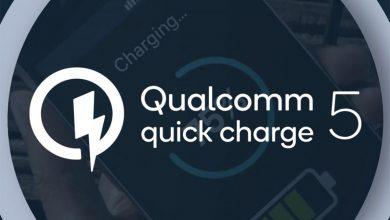 Photo of معرفی فناوری Quick Charge 5 باقابلیت شارژ ۵۰ درصدی در ۵ دقیقه توسط کوالکام
