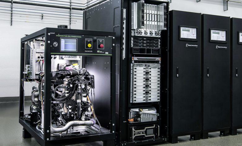 تامین انرژی دیتاسنترهای مایکروسافت با کمک پیل سوختی هیدروژنی