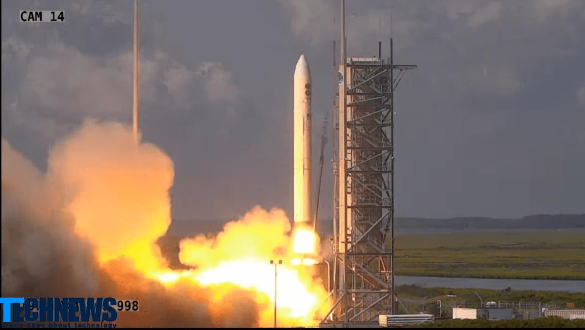 چهار ماهواره سری و محرمانه و اکتشافی آمریکا امروز به فضا پرتاب شد