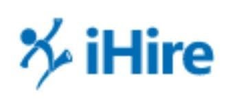 iHire company logo