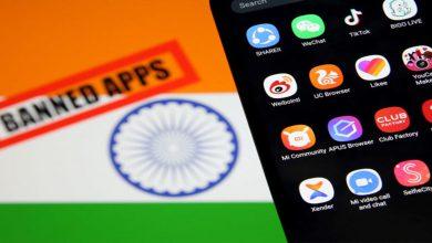 Photo of هند ۲۷۵ اپلیکیشن چینی را مسدود میکند