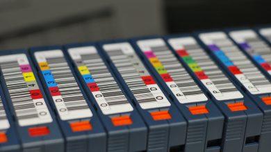 Photo of سیستم ذخیره سازی 400 ترابایتی فوجی فیلم مبتنی بر نوار مغناطیسی