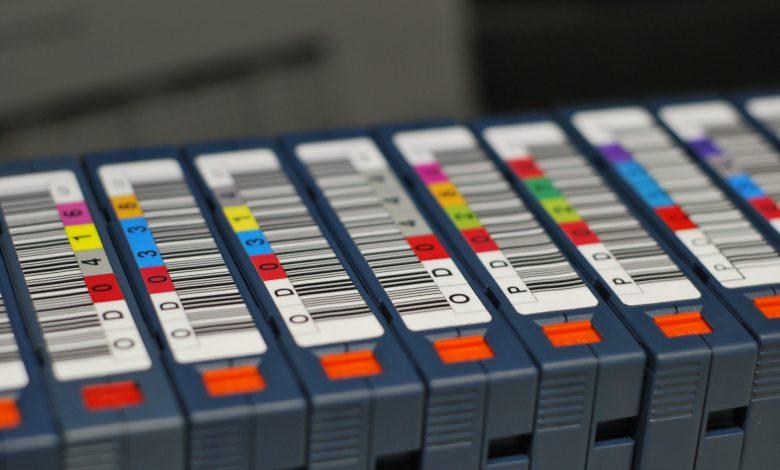 سیستم ذخیره سازی 400 ترابایتی فوجی فیلم مبتنی بر نوار مغناطیسی