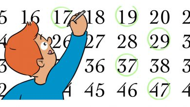 Photo of تمایل غیرمنطقی ذهن انسان به اعداد رند و گرد کردن اعداد غیر رند