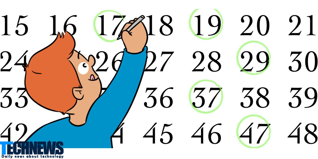 تمایل غیرمنطقی ذهن انسان به اعداد رند و گرد کردن اعداد غیر رند