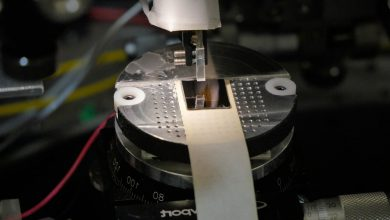 Photo of ساخت نوعی چیپ یکپارچه که می تواند اطلاعات را از طریق نور با سرعت بالا انتقال دهد