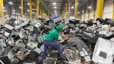 Photo of سازمان ملل تولید زباله الکترونیکی در جهان در سال ۲۰۱۹ را ۵۲ میلیون تن اعلام کرد