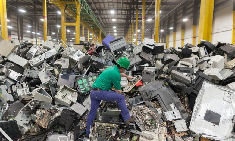 سازمان ملل تولید زباله الکترونیکی در جهان در سال ۲۰۱۹ را ۵۲ میلیون تن اعلام کرد