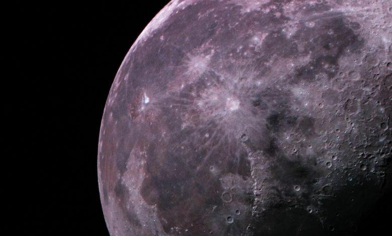حجم فلزات موجود در ماه بیشتر است آن چیزی است که قبلاً تصور شده بود