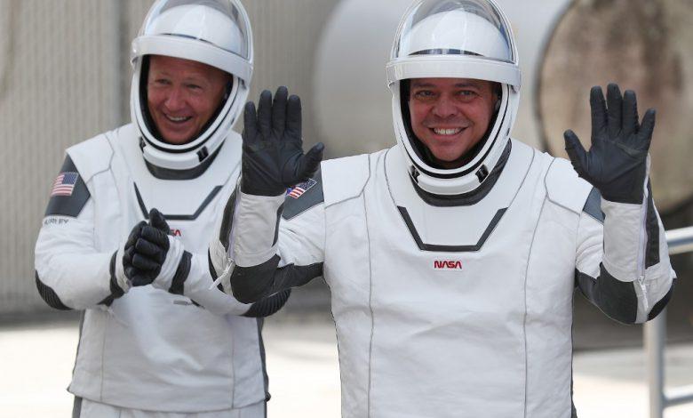 اعزام فضانوردان آمریکایی دراگون به تاخیر افتاد
