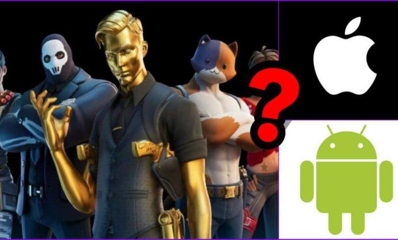 اقدامات اخیر گوگل و اپل علیه بازی فورت نایت و درگیری حقوقی با این دو شرکت