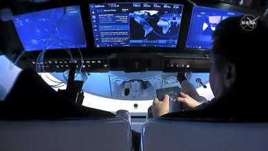 Photo of باگ آیپد فضانوردان اسپیس ایکس هنگام بازگشت به زمین چه بود؟