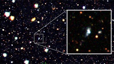 Photo of فناوری یادگیری ماشینی یک کهکشان با مقدار اکسیژن کم را شناسایی کرد