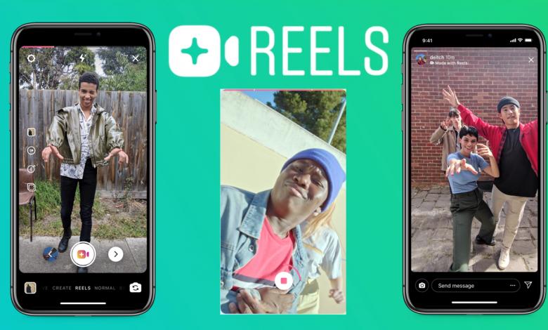 عرضه قابلیت جدید Reels با عملکردی شبیه به تیک تاک در اینستاگرام