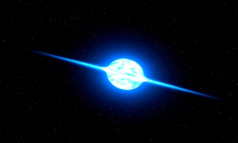 کشف سریع ترین ستاره کهکشان راه شیری