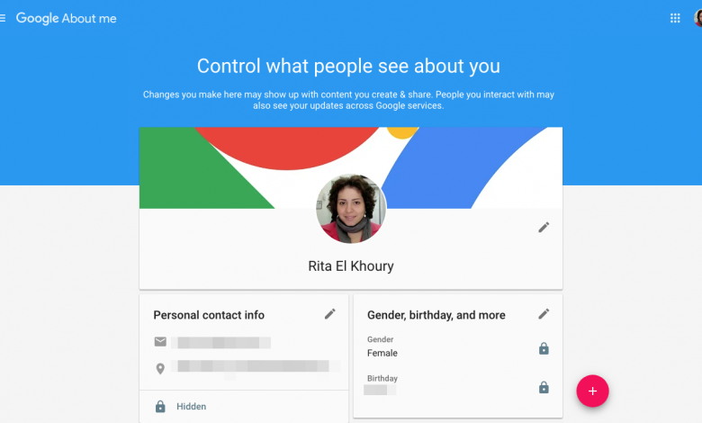 معرفی کارت مجازی People card گوگل برای معرفی بهتر کسب و کار کاربران