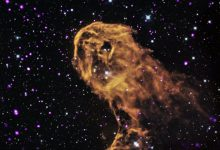 Photo of محققان نوعی گاز مرموز را در اطراف مرکز کهکشان راه شیری کشف کردند