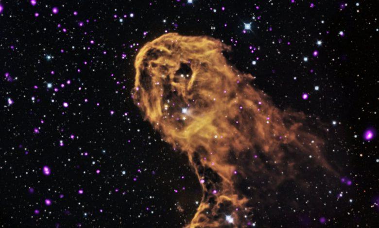 محققان نوعی گاز مرموز را در اطراف مرکز کهکشان راه شیری کشف کردند
