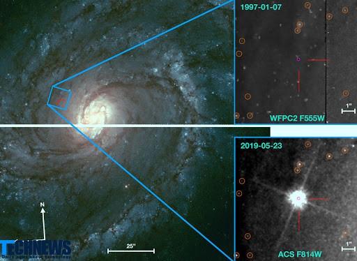 Photo of انفجارهای نادر ستاره ها نیمی از کلسیم کیهان را تولید کردند