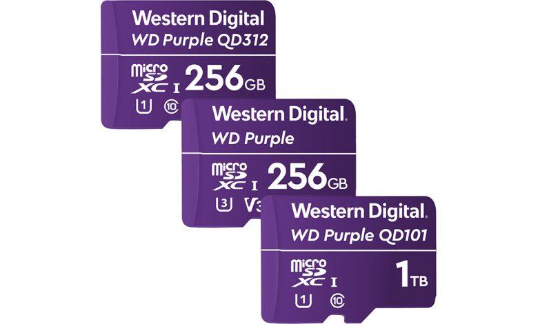 معرفی محصول جدید وسترن دیجیتال؛ کارت حافظه یک ترابایتی میکرو SD